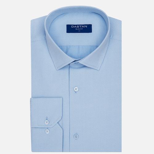 Koszula Slim Fit Italy Diamonds Blue