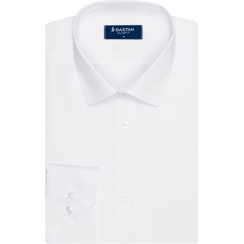 Koszula Slim Fit White