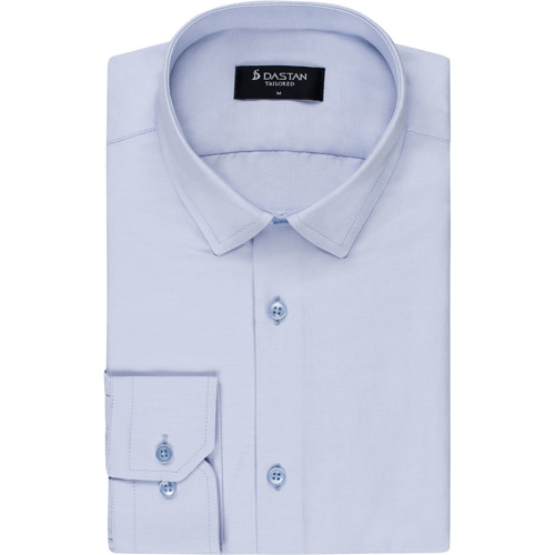 Koszula Tailored Oxford Light Blue