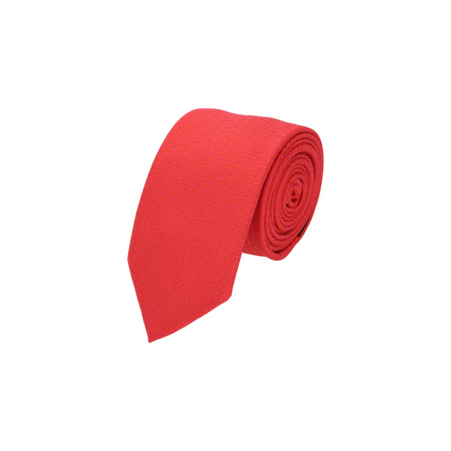 Krawat Textured Red