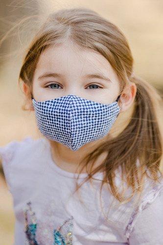 Maseczka ochronna dziecięca (4-7 lat)