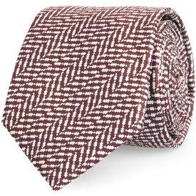 Krawat  Herringbone