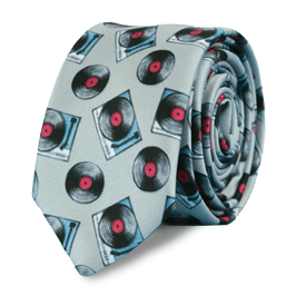 Krawat Tie or Die Winyle
